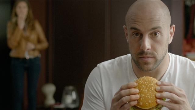 McDonald's pepe reina