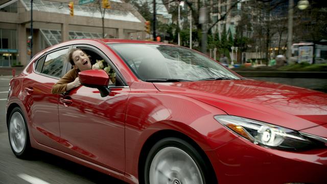 Mazda «Getaway»